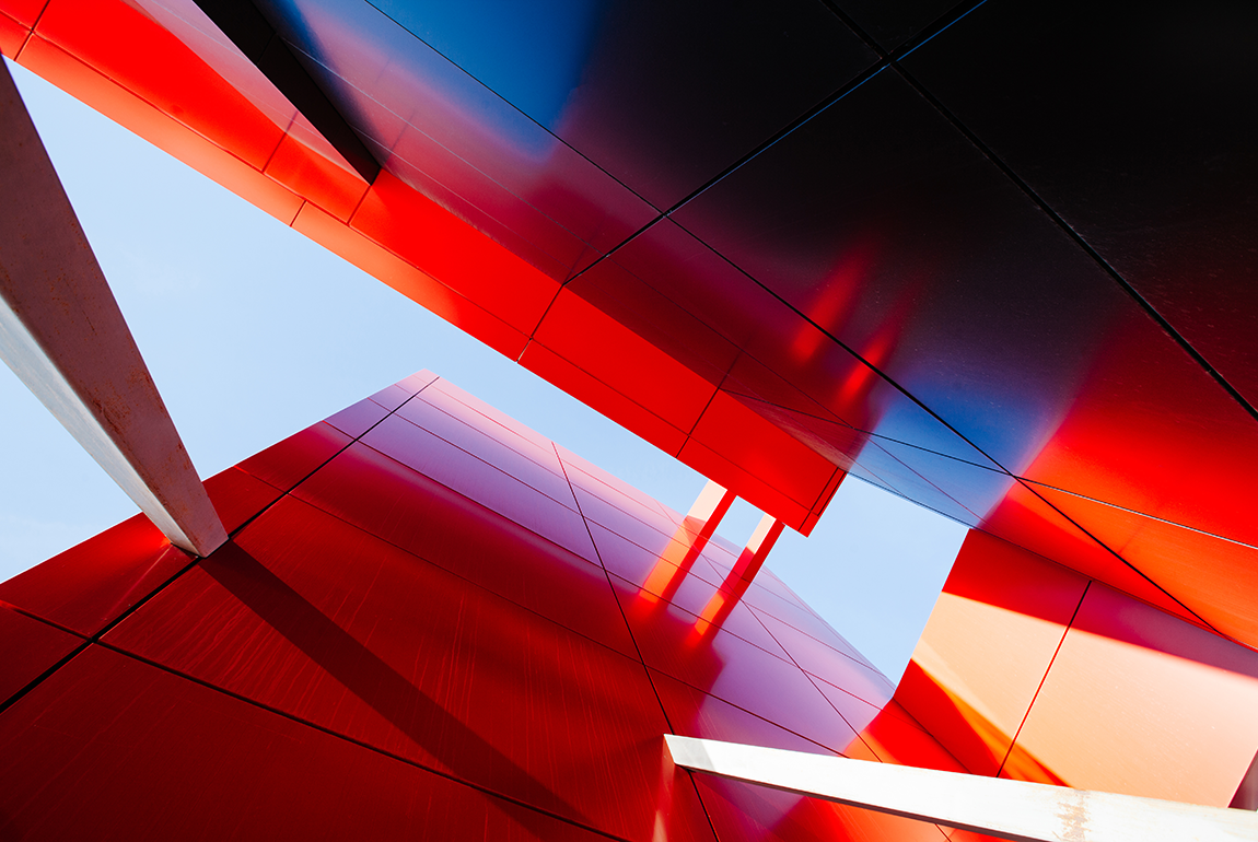 Image of abstract building